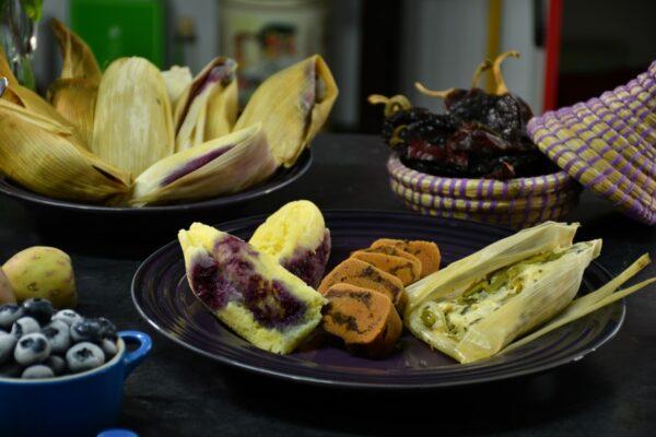 curso tamales gourmet